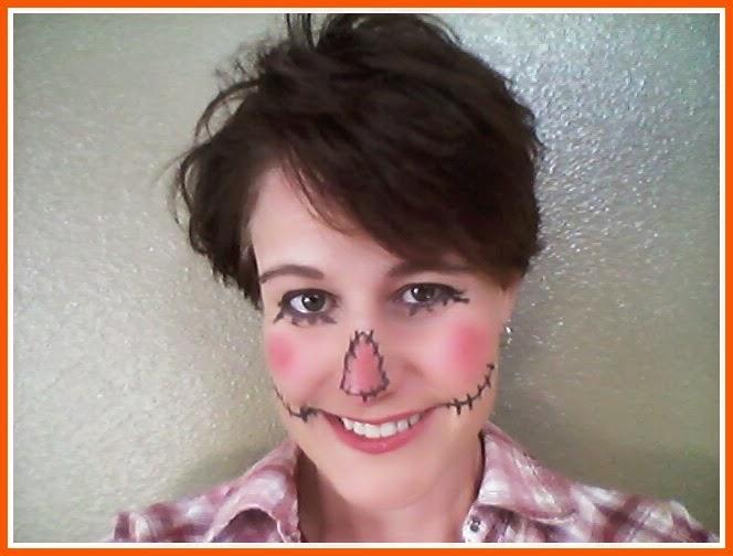 Diy Scarecrow Costume