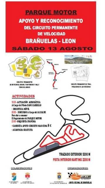 Circuito Urbano La Bañeza : La bañeza hoy el circuito de bierzo sigue adelante