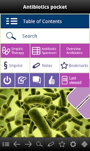 Antibiotics Pocket v3.1 APK Download free