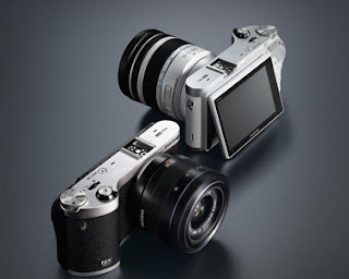 SAMSUNG NX300 Camera Review | NX Series screenshot 1
