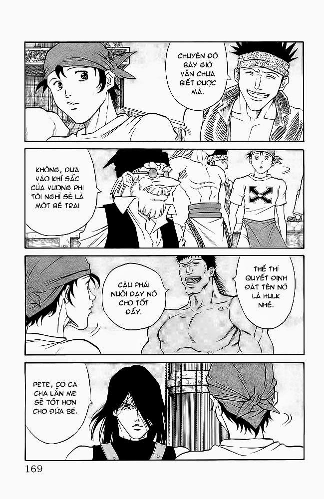 Vua Trên Biển – Coco Full Ahead chap 222 Trang 4 - Mangak.info
