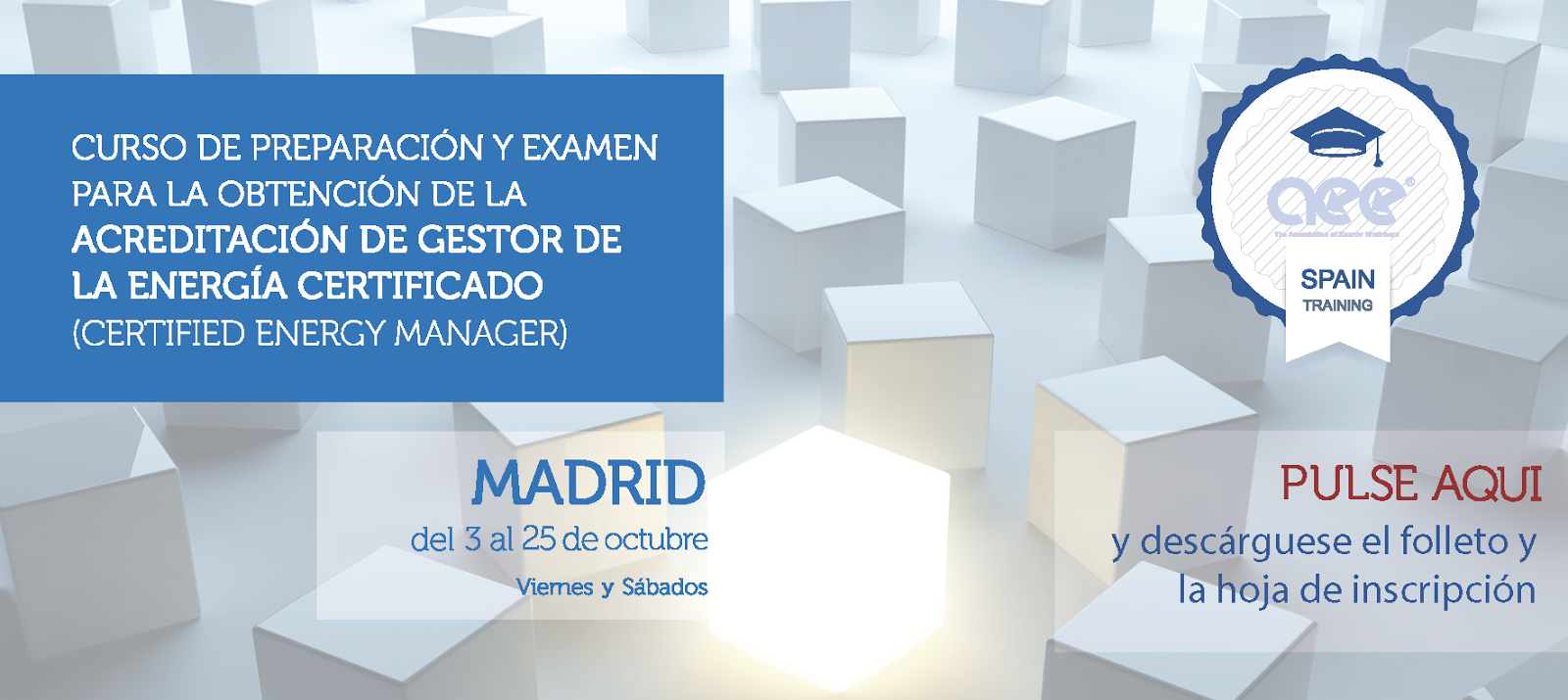 Curso CEM PT Madrid Oct14