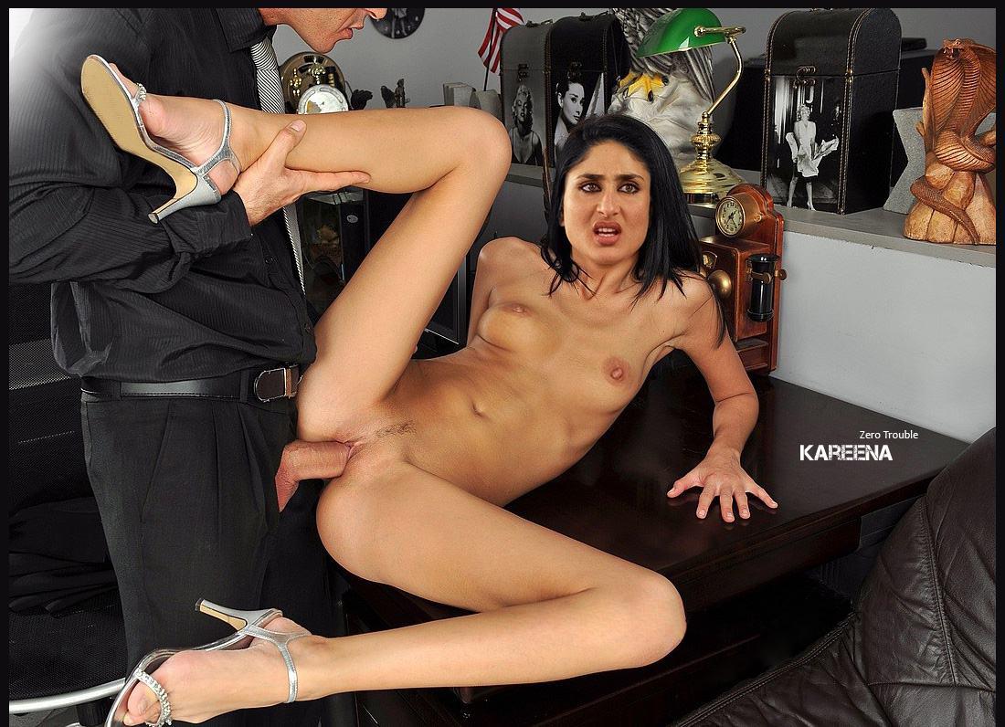 Bollywood Actress Kareena Kapoor Hardcore Fucked Nude Fake Picture