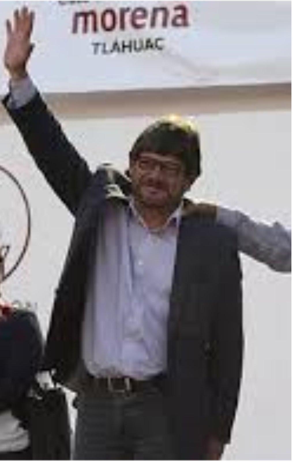 «Sí hay miedo en Tláhuac», habría reconocido el alcalde Martínez Vite