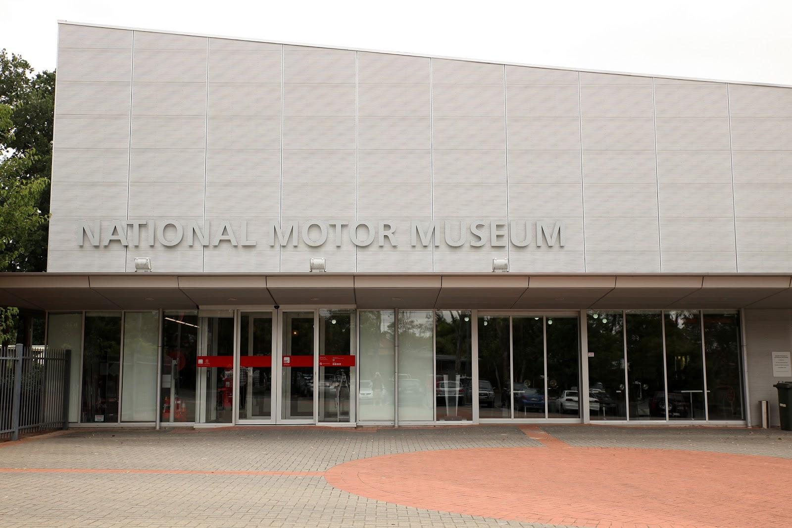 Rower 2012 National Motor Museum Birdwood