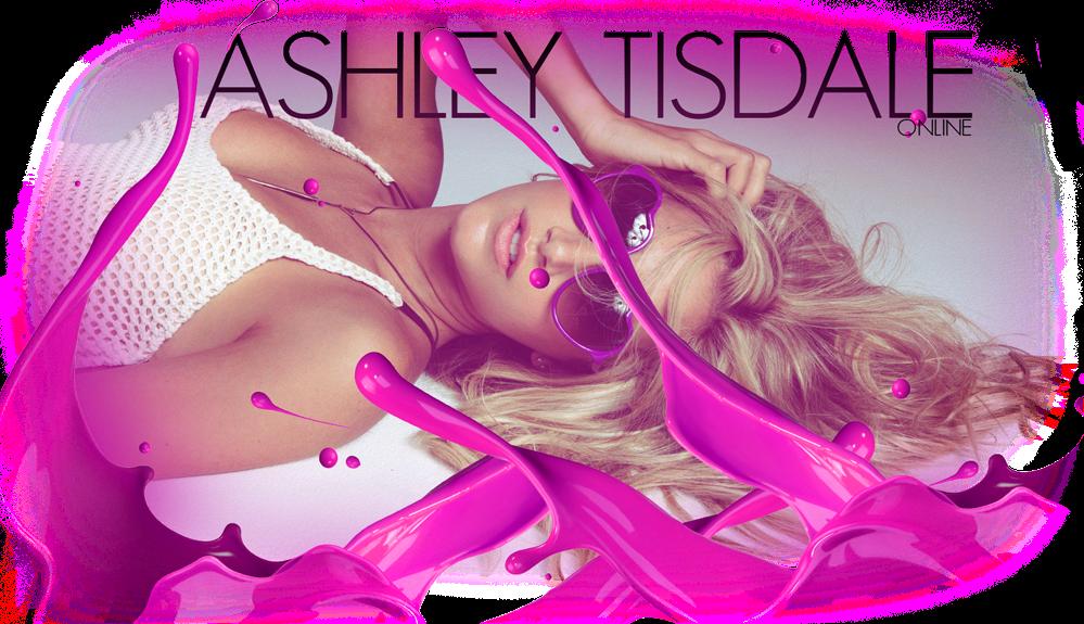Ashley Tisdale Online