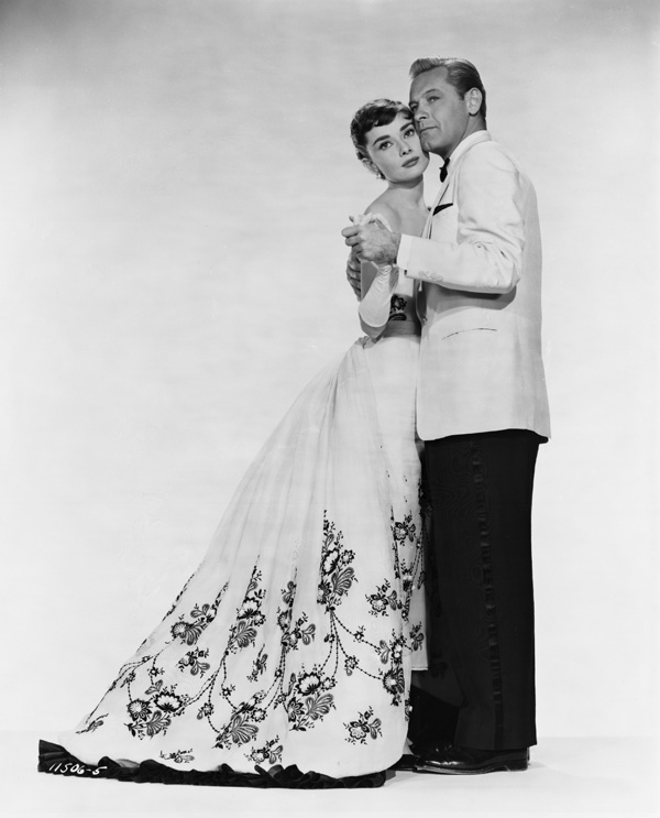 Audrey Hepburn Sabrina Dress Designer