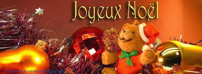Belle couverture facebook joyeux noel
