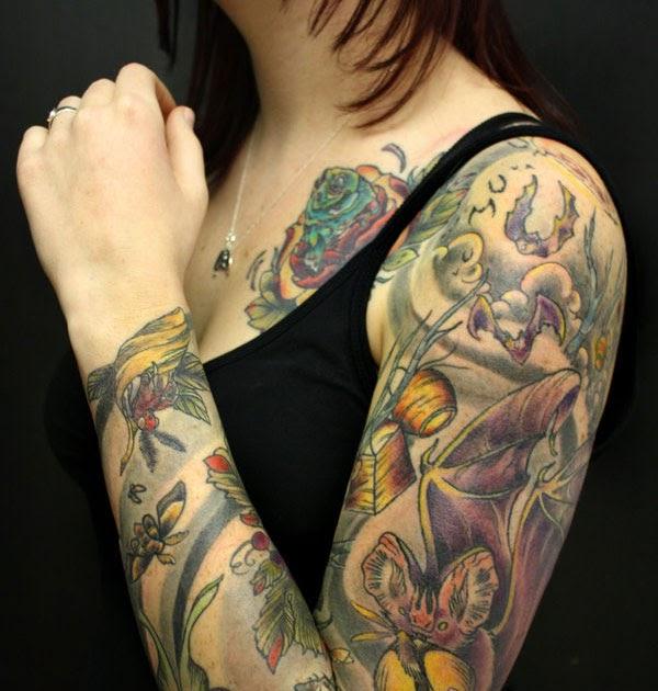 Tipos de dise os de tatuajes japoneses mangas tatuajes y for Tipos de manga japones