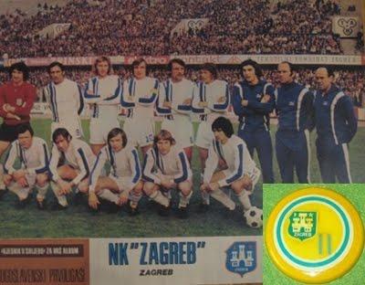 NK Zagreb - ex-Iugoslávia (Croácia)