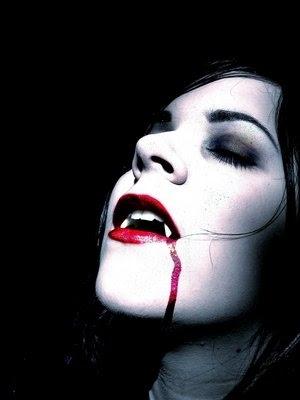 Vampire girl traditional vampires