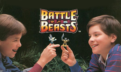 Hasbro's Battle Beasts Ad