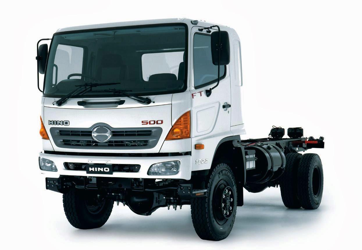 Harga Mobil Hino Baru dan Second All Series Terbaru 2014
