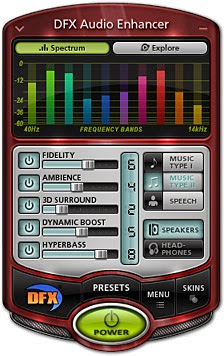 تحميل برنامج DFX Audio Enhance مجانا