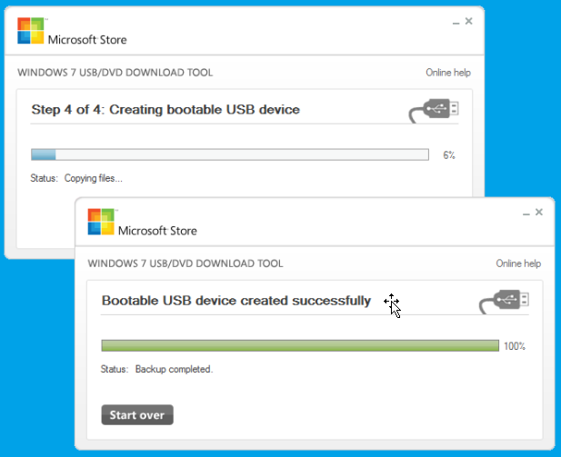 Windows 8 usb dvd tool 2017