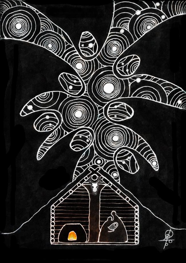 Предки и домашний очаг