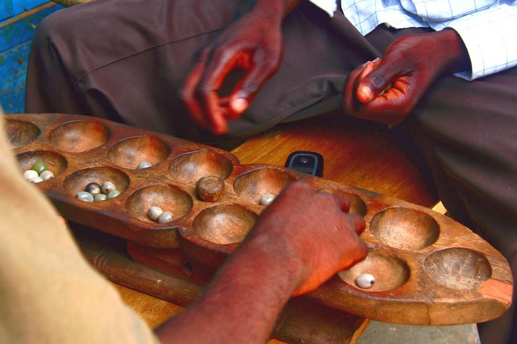 Image result for mancala board africa