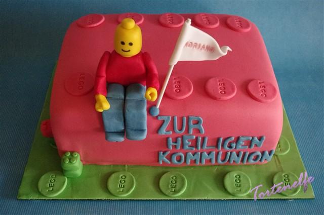 Tortenelfes Blog Backe Backe Kuchen Lego Motivtorte Zur