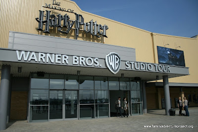 Studio pembuatan film Harry Potter| Warner Brothers Leavesden