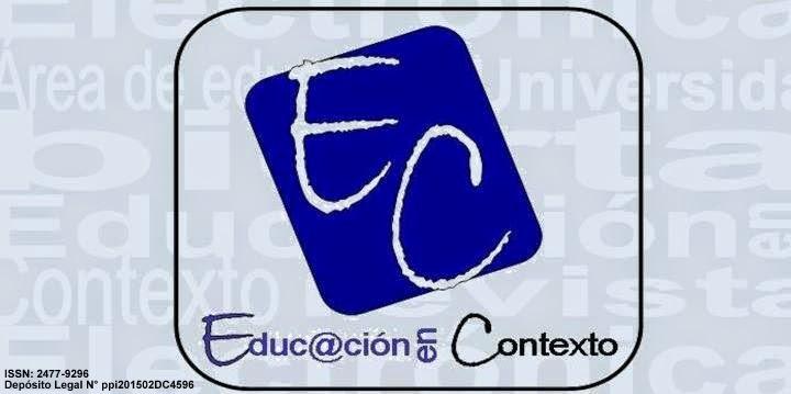 Revista Educ@ción en Contexto