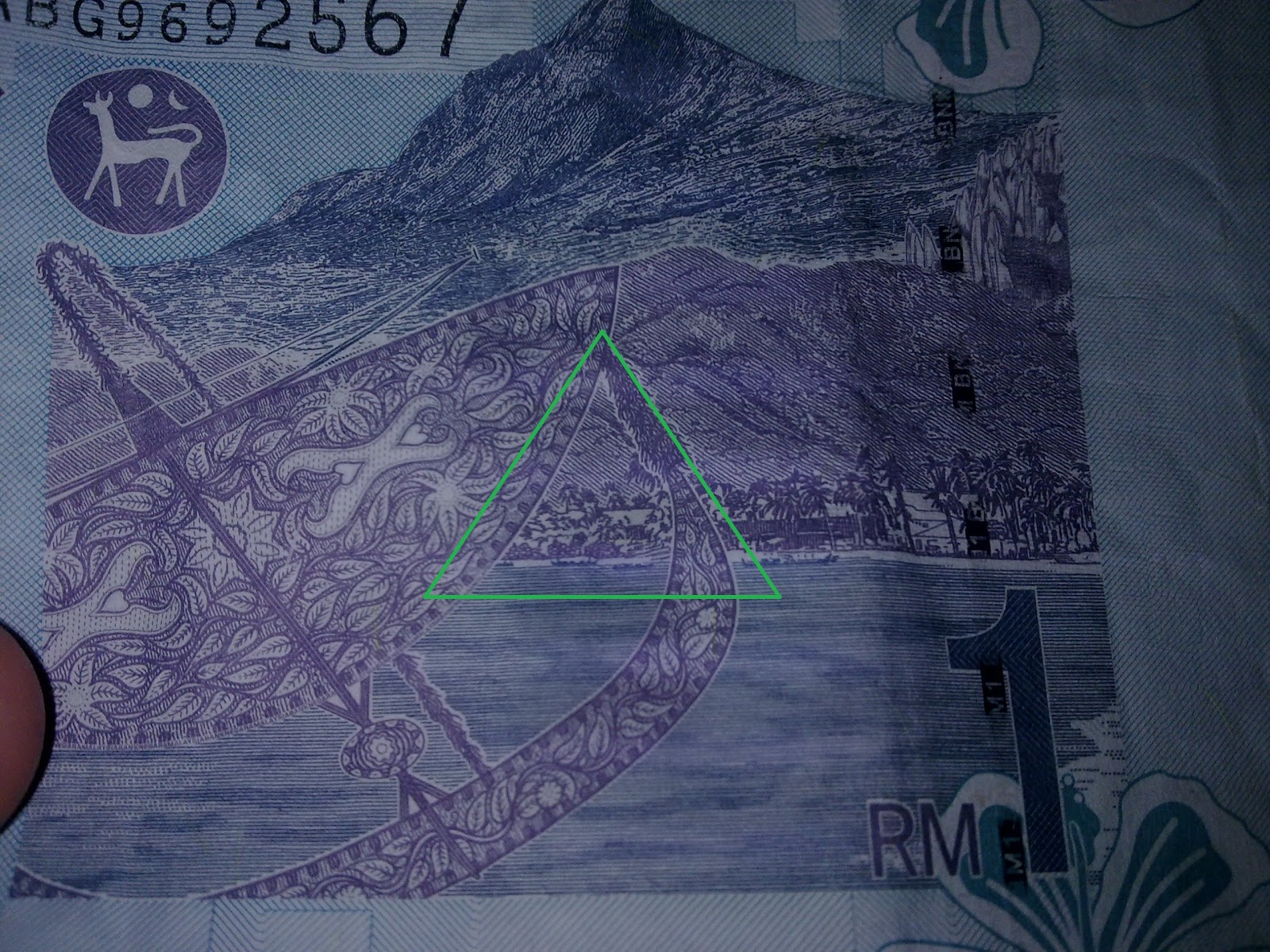 Illuminati symbol in rm1 note in the name of search to your surprise even rm1 has been revealed recently to have the symbol believe it or not look carefully at the picture below biocorpaavc