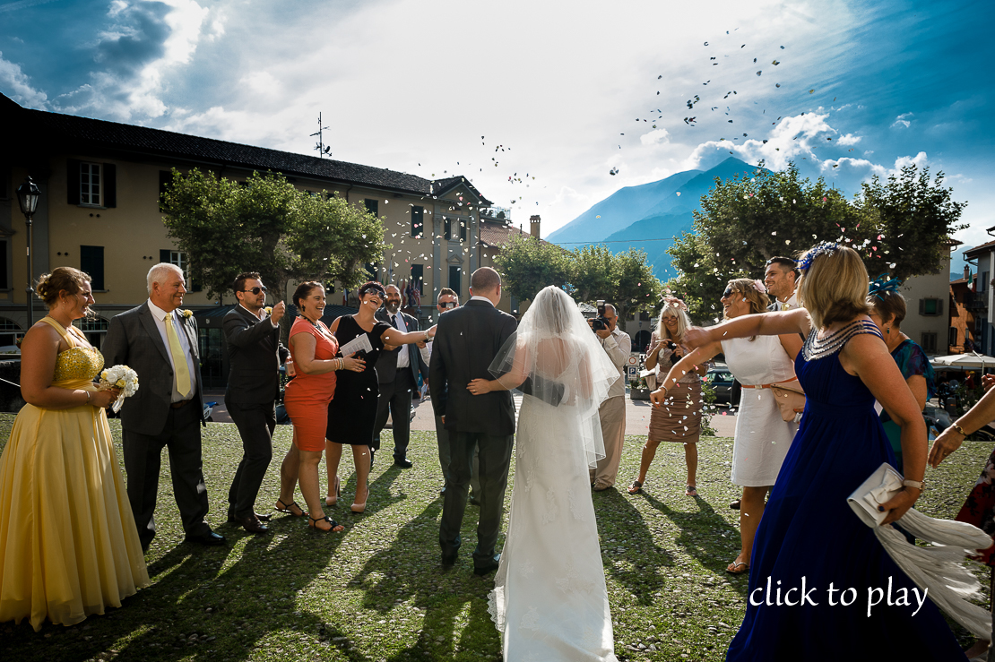 Italy Wedding Play