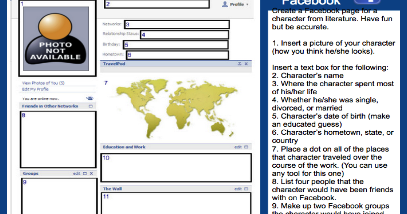 Two Good Google Drive Templates to Create Fake Facebook Pages ...