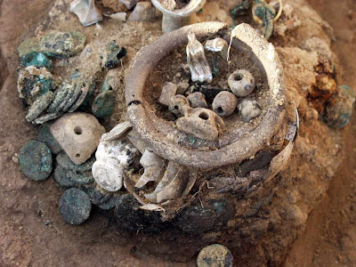 2,000-year-old treasure found In Black Sea fortress