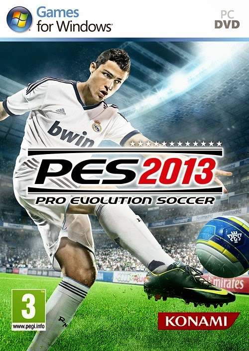 Download PES 2013 Reloaded For PC Full Serial Number