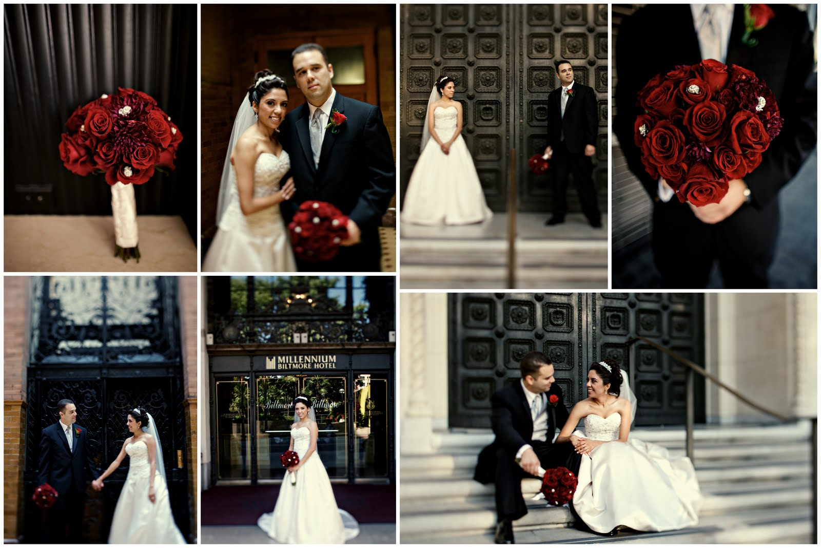Beverly Harris Weddings And Events Bridal Bouquets Red Roses With