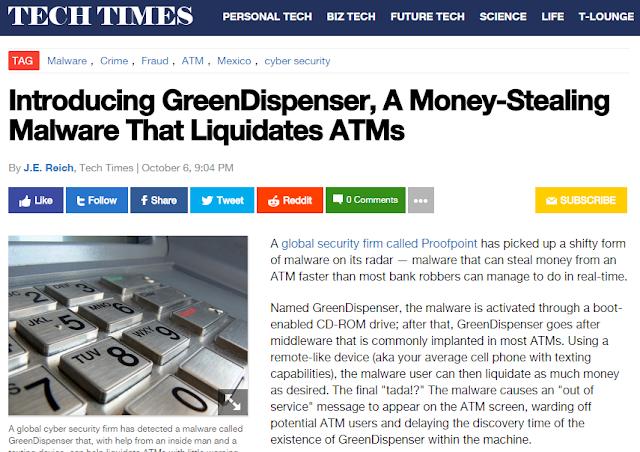greendispenser malware