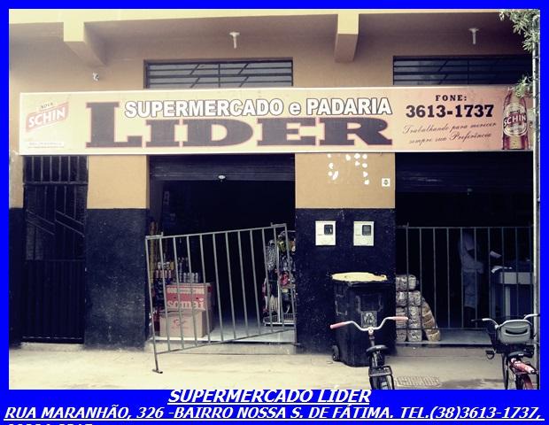 SUPERMERCADO LÍDER