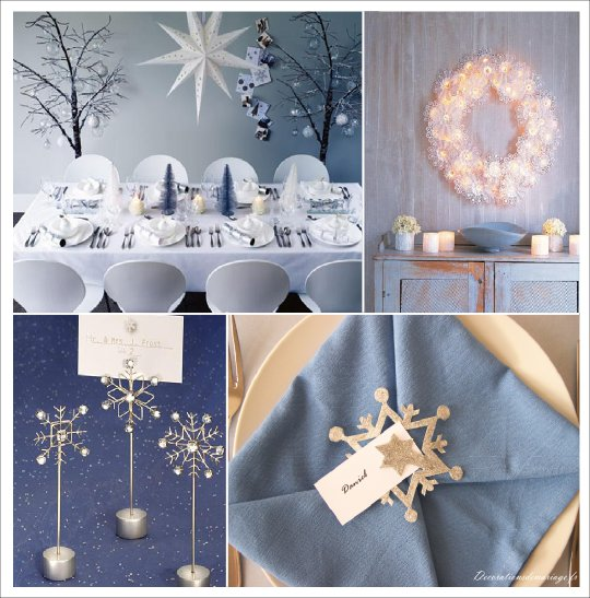 Idee Decoration Decore Paquet Cadeau
