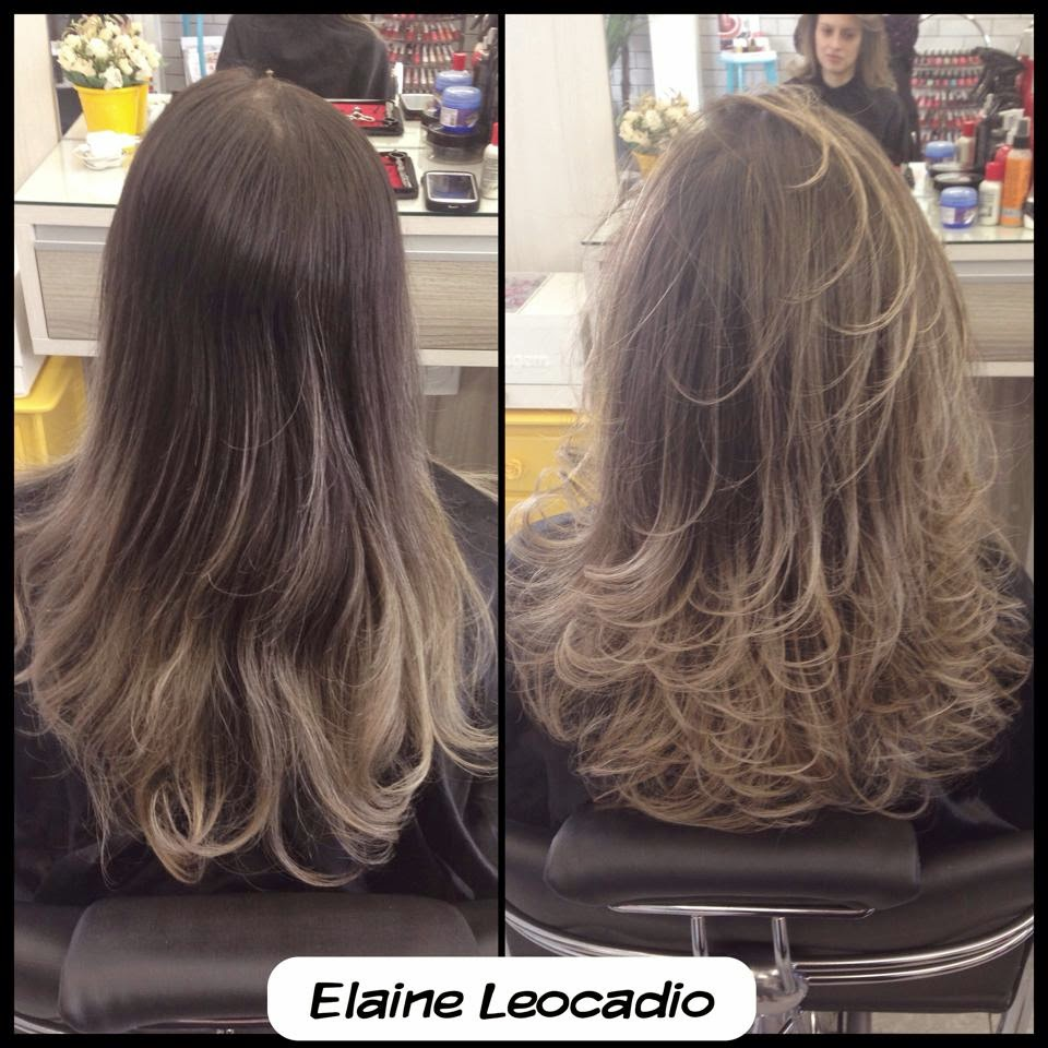 Ombré Hair Especialista Elaine Leocadio