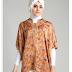 Memilih Model Baju Muslim Batik Terbaik Masa Kini