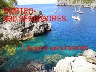 http://librosyexcursiones.blogspot.com.es/2014/07/sorteo-400-seguidores.html
