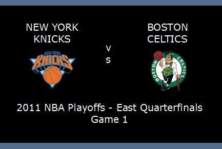 boston celtics vs new york knicks 2011. New York Knicks: Amare