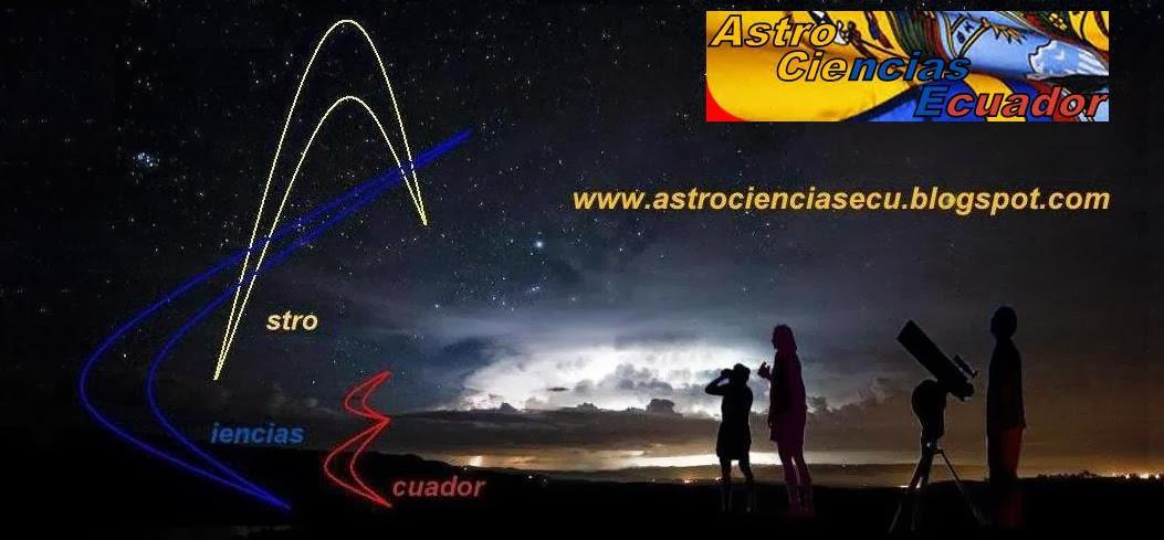 AstroCiencias Ecuador