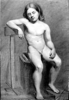 19th century nude men that Those sure