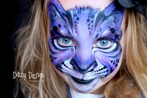 04-Christy Lewis Daizy-Face Painting - Alternate Personalities-www-designstack-co