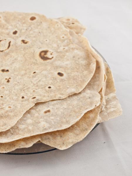 placki tortilla jak zrobić