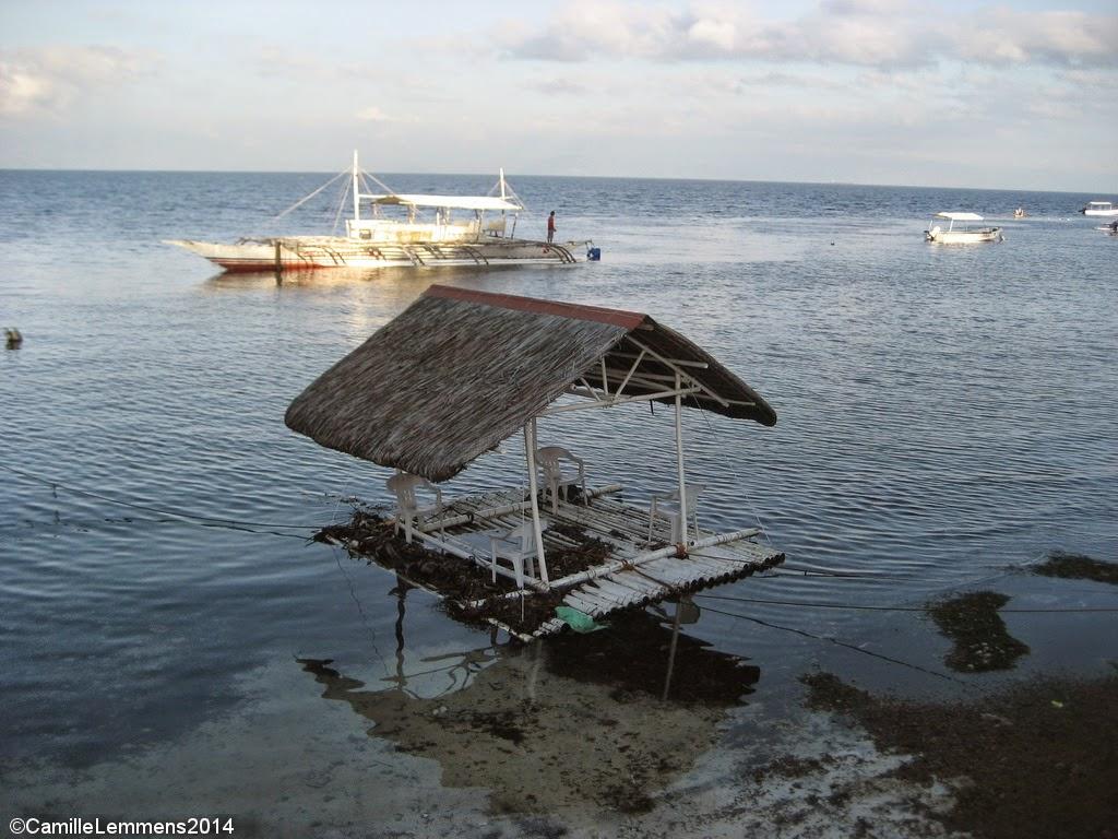 Panagsama beach, Moalboal, Philippines
