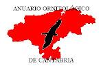 ANUARIO ORNITOLÓGICO DE CANTABRIA