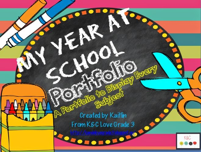 http://www.teacherspayteachers.com/Product/My-Year-at-School-Portfolio-1346748