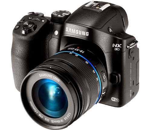 Samsung NX30. Digitalizer