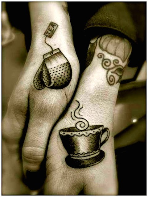 Tattoos for Couples, part 5