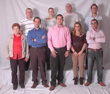Candidatura 2011 de CDeI El Guijo