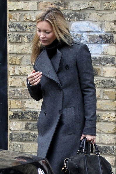 8920e770e6b1 Photos  zimbio Kate Moss running errands in London today. After more than  two years
