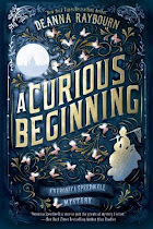 "#GIVEAWAY! 1 #print #book ""A Curious Beginning (A Veronica Speedwell #1) by Deanna Raybourn!"