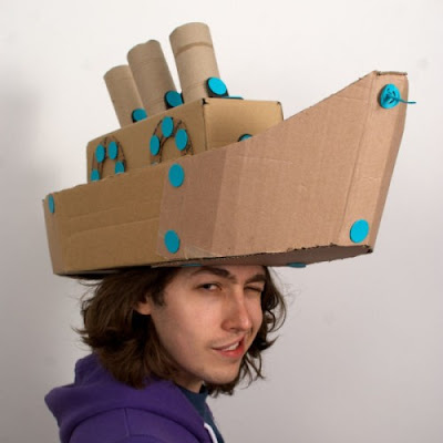 Too strong to hold titanic on the head